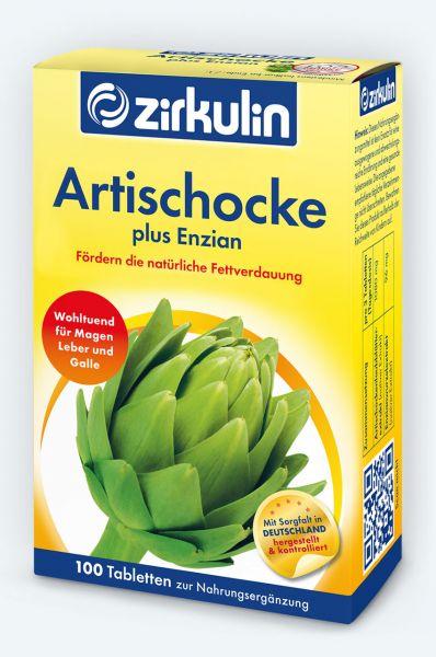 Zirkulin Artischocke plus Enzian