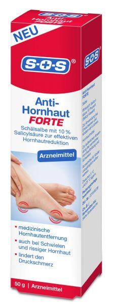 SOS Anti-Hornhaut FORTE